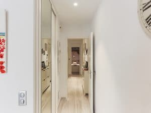 couloir-appartement-location-capbreton-semaine-lumineux-plage-santocha
